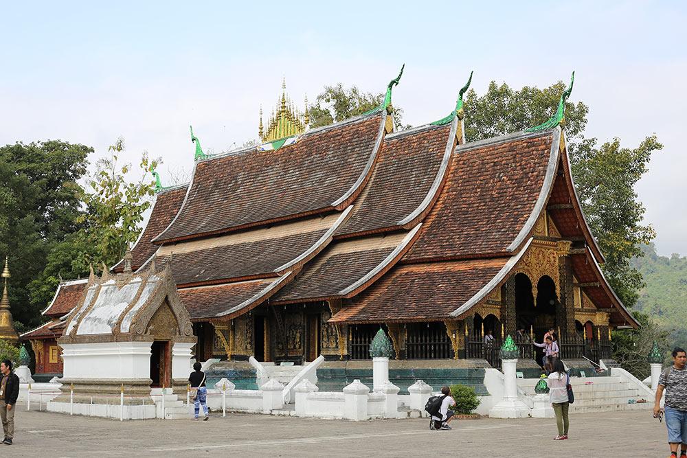 Descubra como conhecer Luang Prabang no Laos e seus templos budistas nesse post!