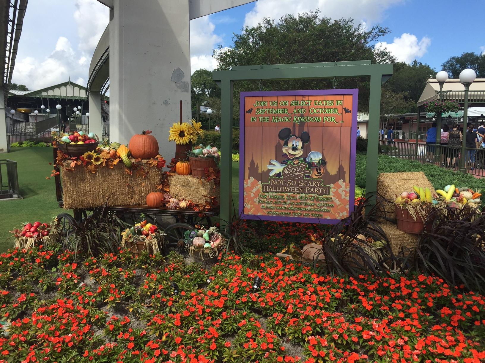 Halloween da Disney