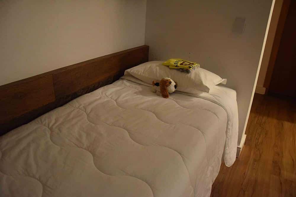 Uma das vantagens de se hospedar na Fazenda Capoava é o turn down service, que faz as camas para as pessoas dormirem! Veja mais sobre esse hotel maravilhoso no post!