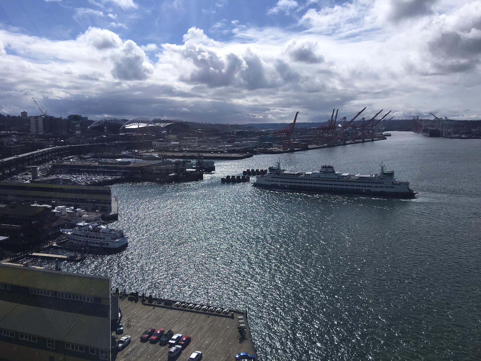 Conhecendo Seattle em um final de semana - confira o roteiro nesse post!