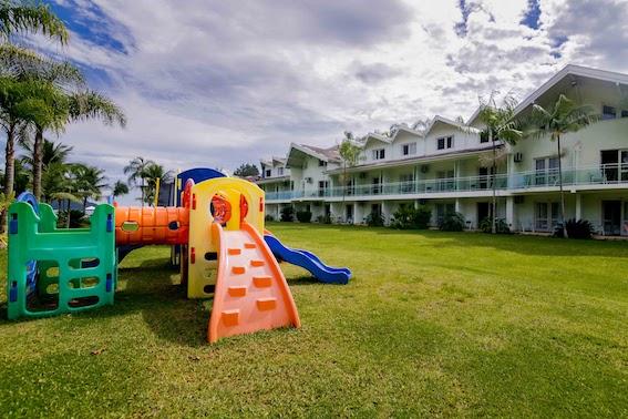 Hotéis de praia para crianças
