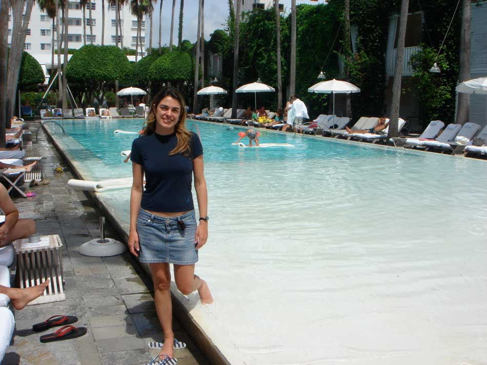 Piscina Delano South Beach