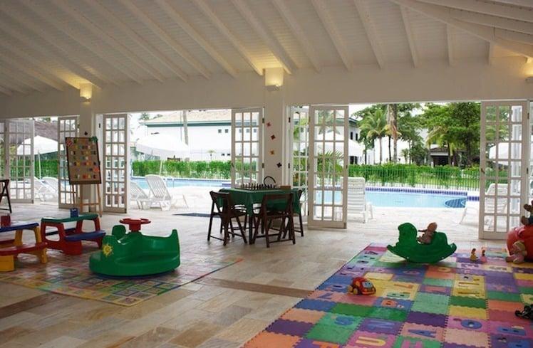 Casa Grande hotéis de praia para crianças