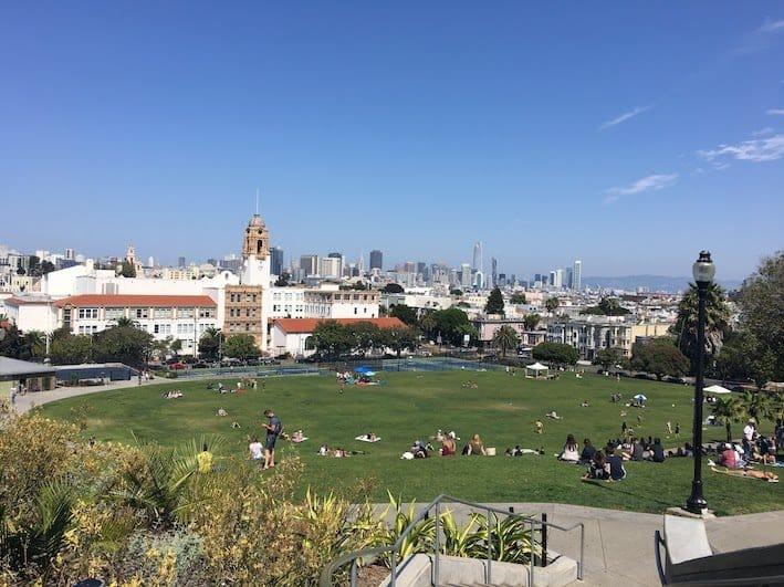 Dolores Park dicas de São Francisco