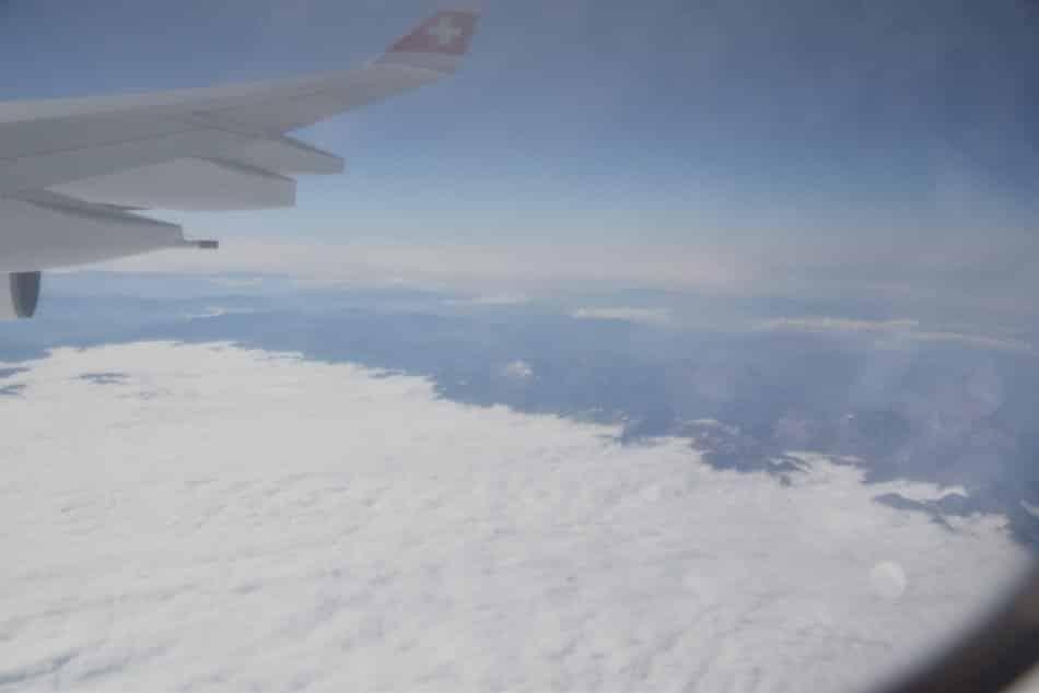 Dicas da Croácia, voando Swiss air