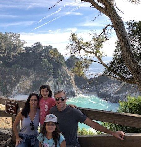 Roteiro Califórnia Big Sur