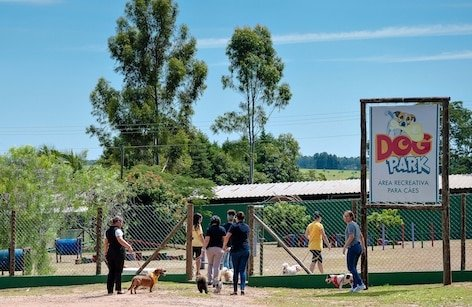 Brotas Eco hotel pet friendly
