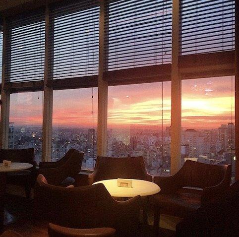 restaurante the view