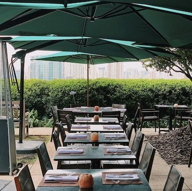 restaurante com vista sp SAL