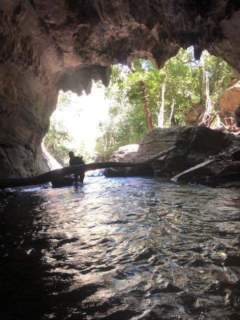 Caverna boia cross