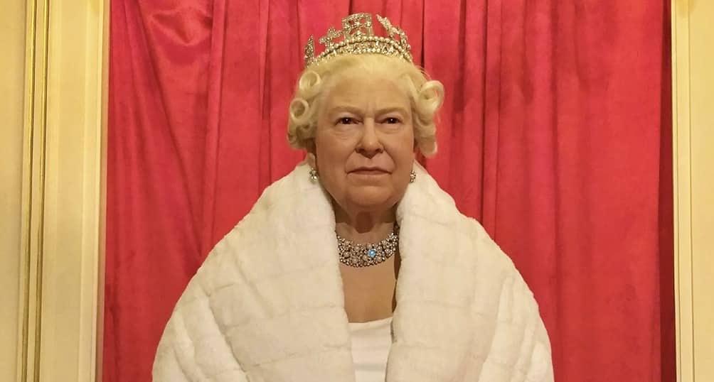 Elisabeth II cera