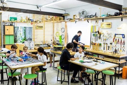 Mundo maker agenda kids