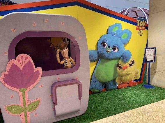 Agenda kids outubro Toy Story