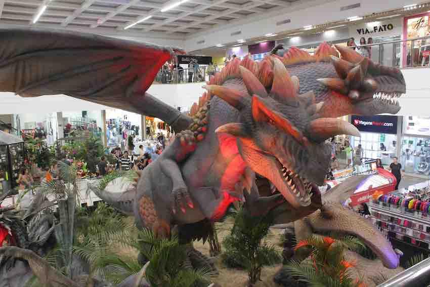 Dragões agenda kids outubro