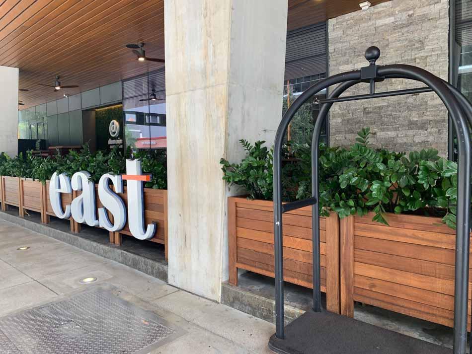 Hotel East na Brickell