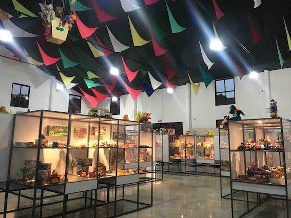Museu-Mundo do Brinquedo Agenda kids novembro