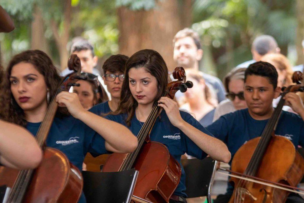 Orquestra GPS Curitiba agenda kids