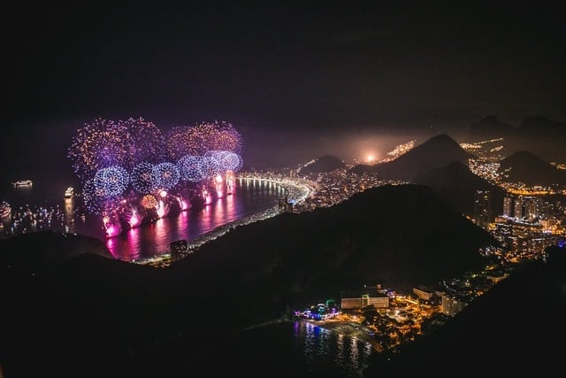 Reveillon no Morro