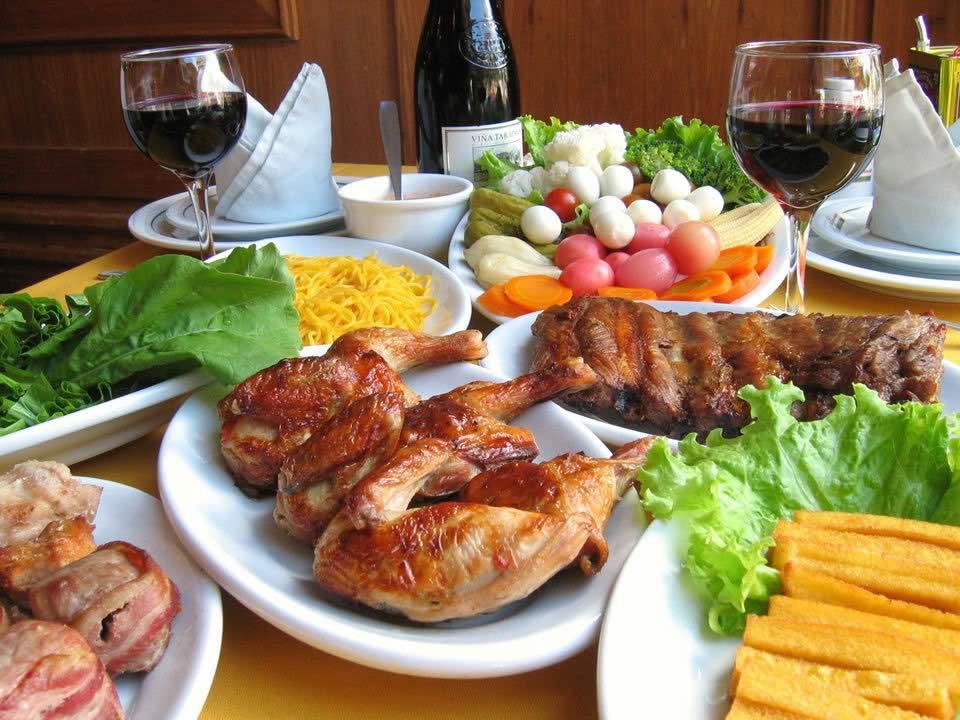 Restaurantes em Porto Alegre Don Francesco