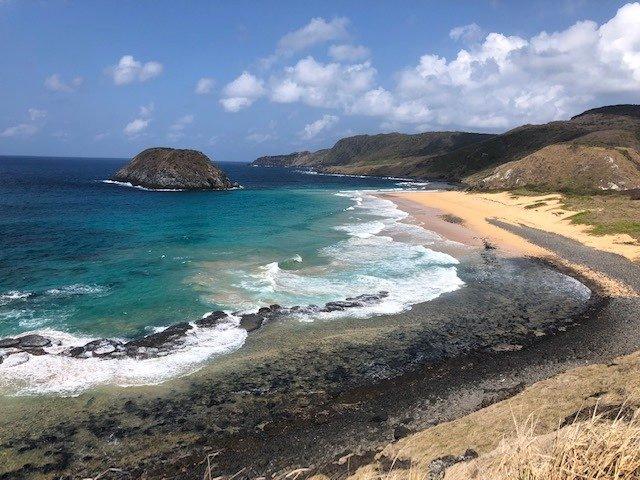 Praia do Leão setembro