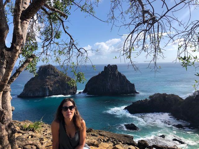 Praias de Fernando de Noronha Baía dos Porcos