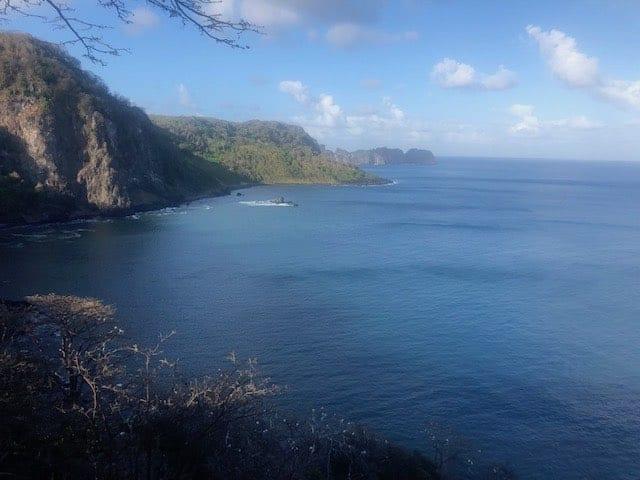Praias de Fernando de Noronha Mirante Golfinhos