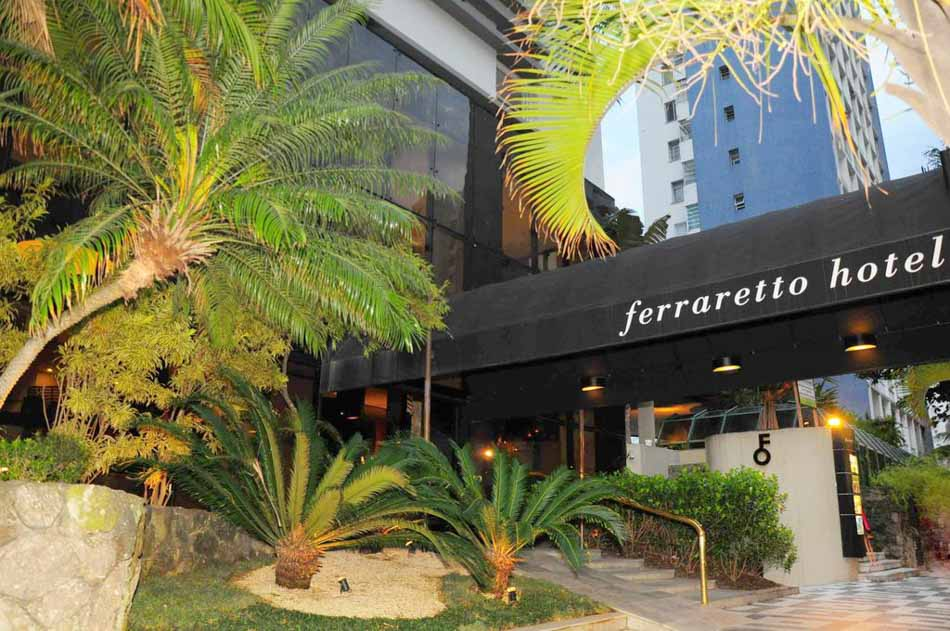 Ferrareto Hotel Guarujá