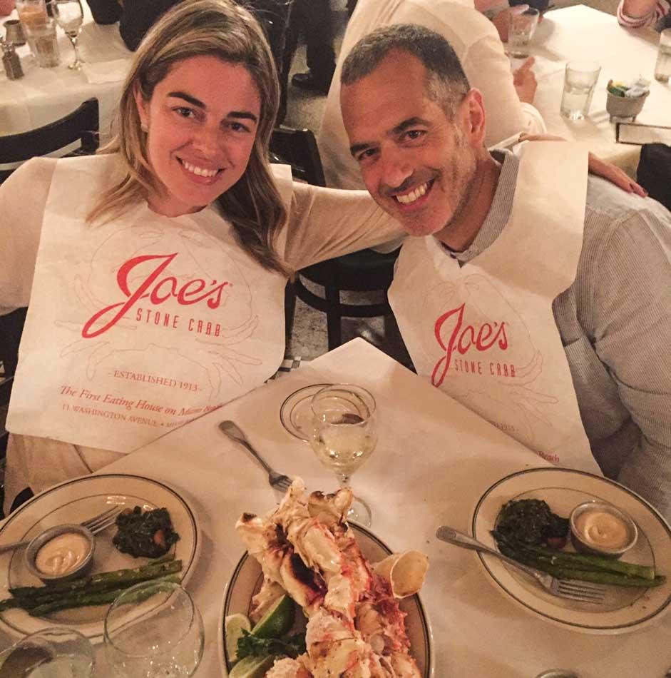 Joe's Crab em Miami
