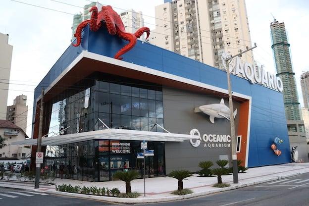 Oceanic Aquarium agenda kids março