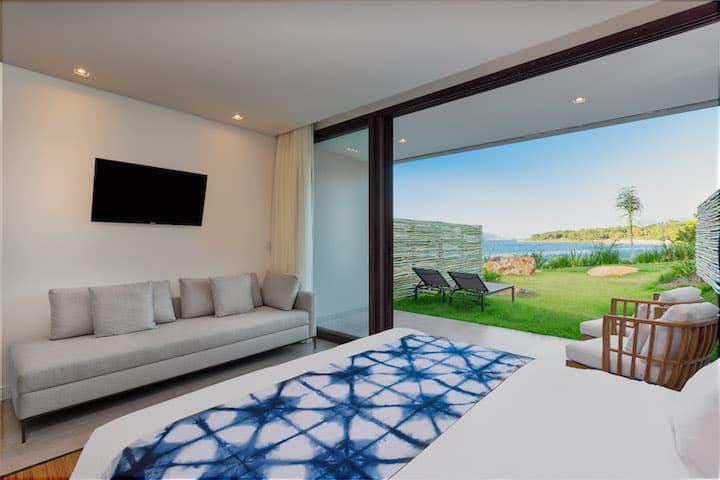 Quarto Resort Ilhabela