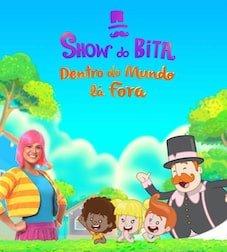 Show do Bita BH Agenda Kids Março