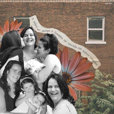 Ideias de presentes para o Dia das Mães colagem
